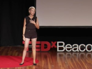 What people say when they don't know what to say | Adrianne Haslet-Davis
