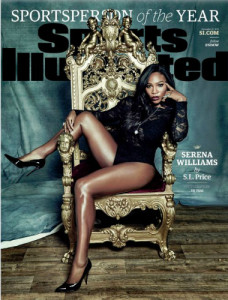 Serena Williams named Sports Illustrated Sportsperson of the Year