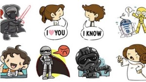 Facebook just unveiled a collection of 'Star Wars' stickers