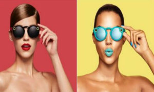Snapchat's glasses 'Spectacles' will go on sale this fall…