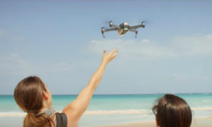 Personal flying camera