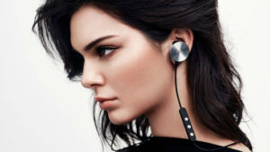 Introducing Buttons, the new wireless headphones from Kendall Jenner and Will.i.am