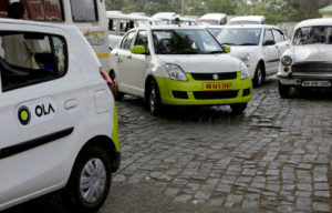 Ola could raise $600 million to take on Uber in India