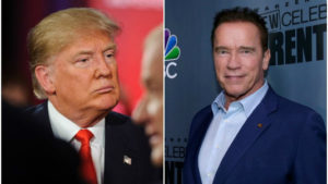 Donald Trump's involvement in 'Celebrity Apprentice'