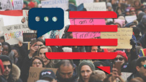 This useful Facebook Messenger bot helps you find new protests in your city
