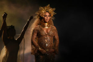 Beyoncé's Grammys Dress Had An Interesting Detail You Probably Missed