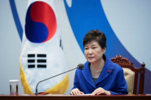 South Korea's First Female President Was Removed From Office Over A Corruption Scandal