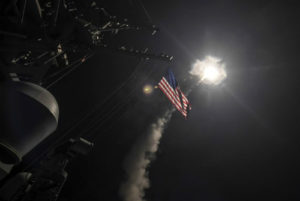 The US Launched Airstrikes Against Syria To Punish It For Using Chemical Weapons